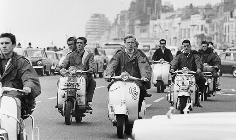 My Generation - Classic Mod Parka Style At 80s Casual Classics