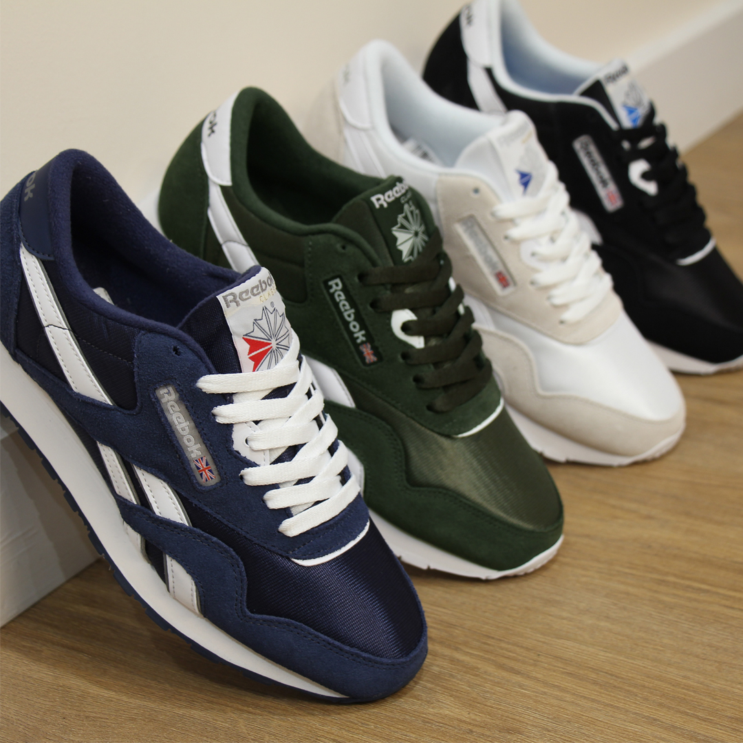 Reebok Classic Nylone Collection