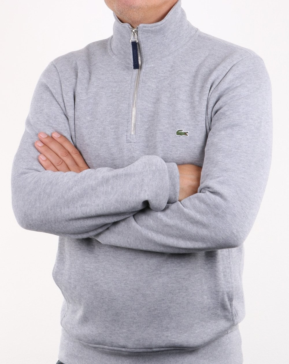 Lacoste Quarter Zip sweatshirt