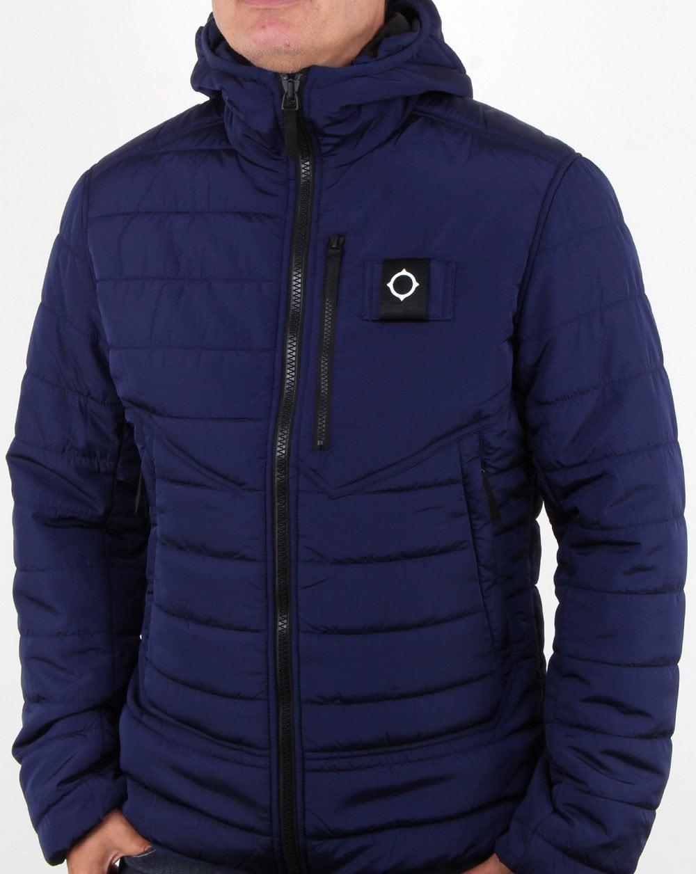 MA.STRUM Pegasus Quilt Jacket