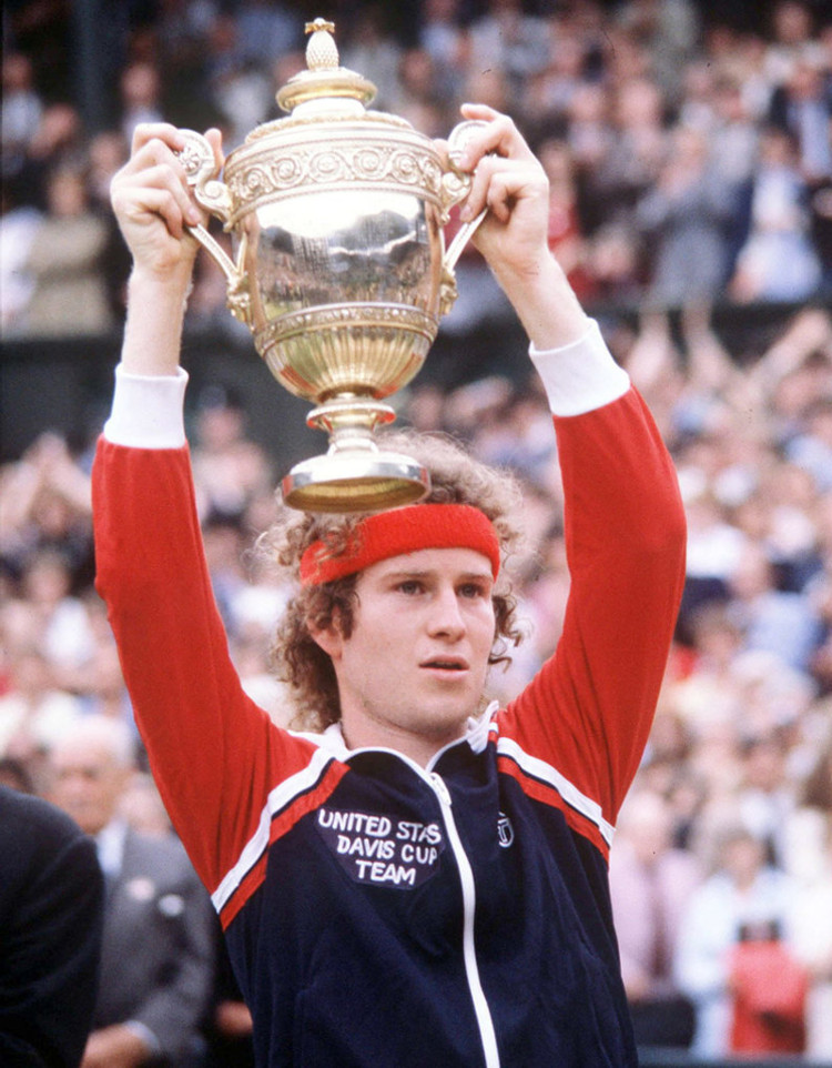 Sergio Tacchini Track Top John McEnroe
