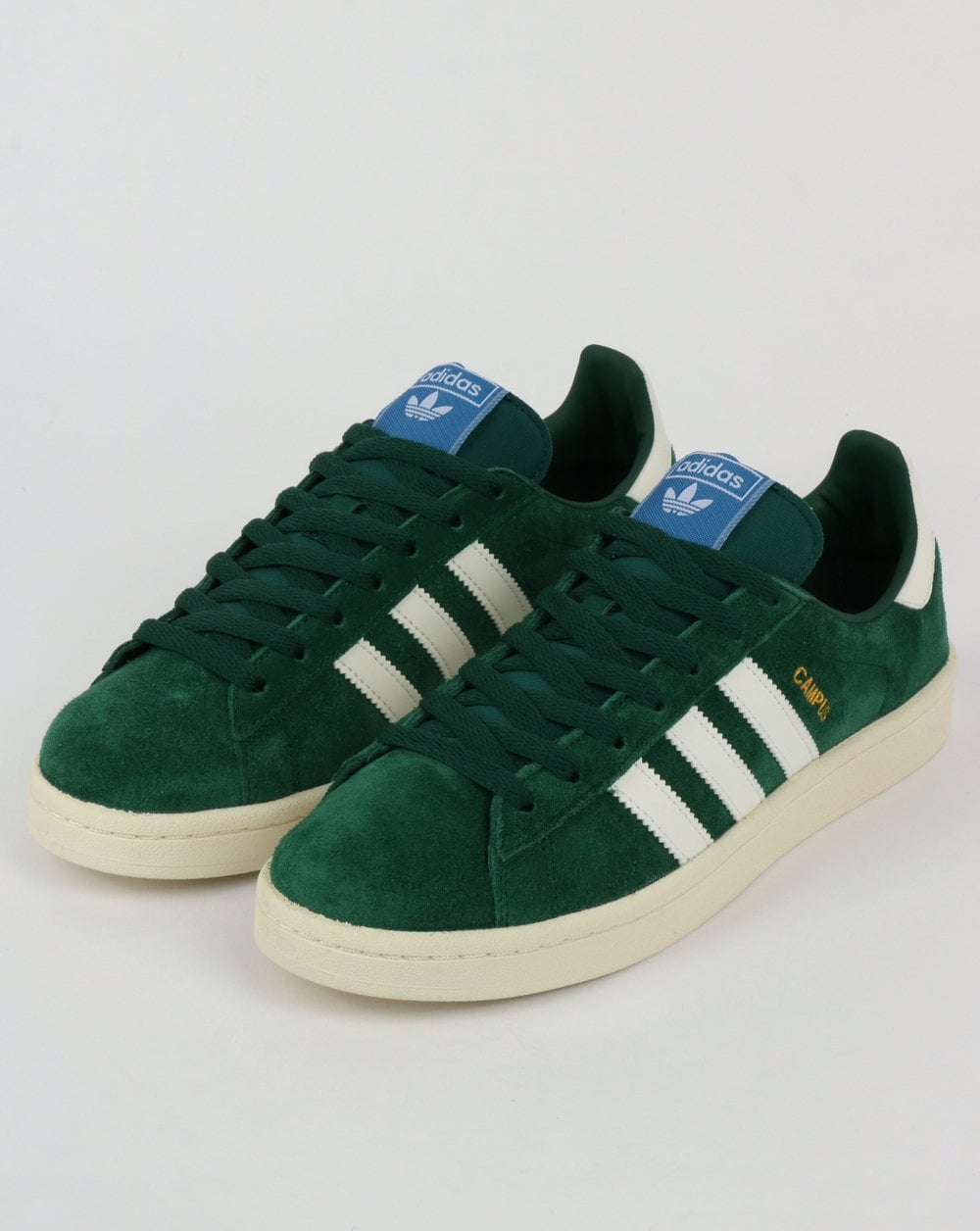 Classic 3 stripes adidas Campus