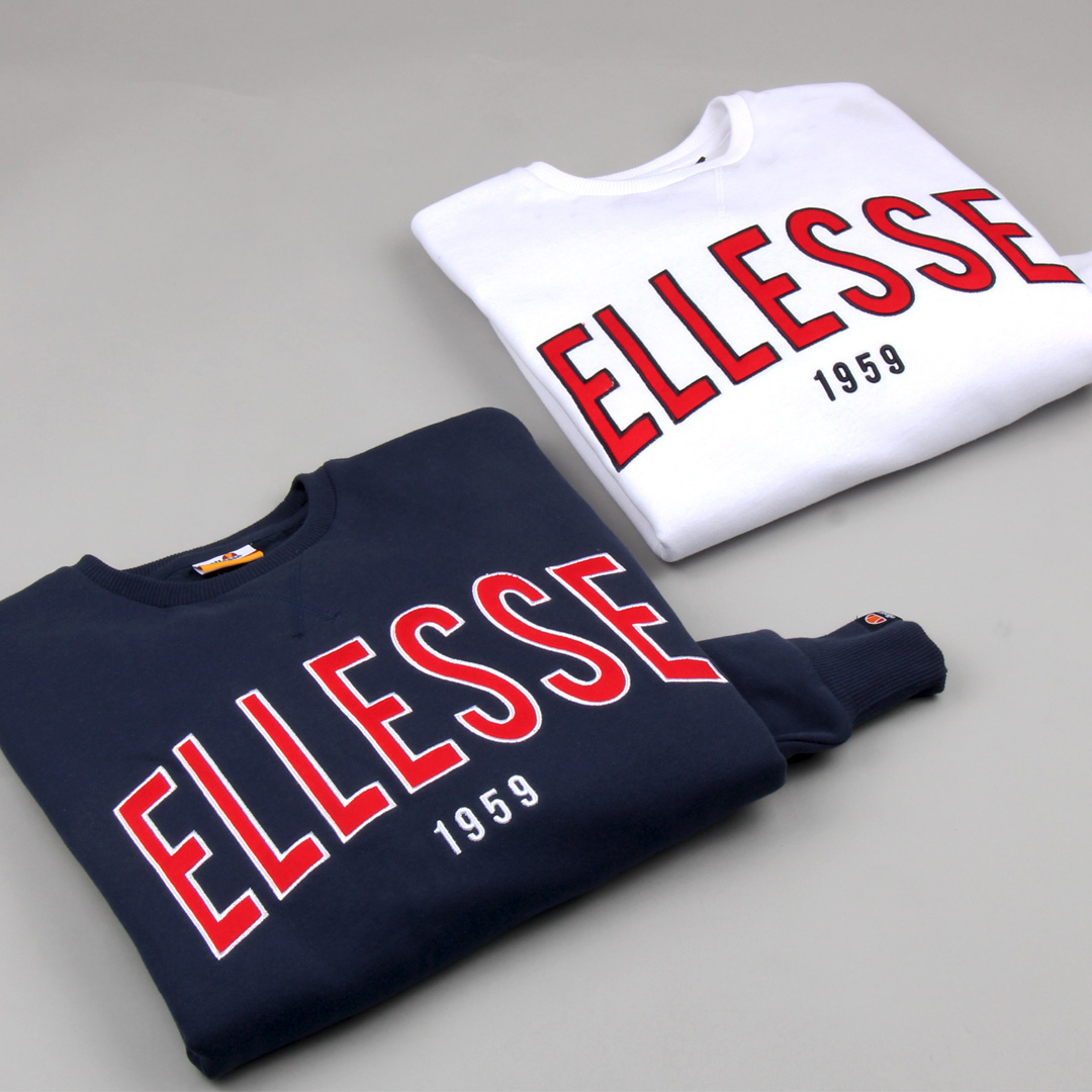 Ellesse 90's Outline Sweat