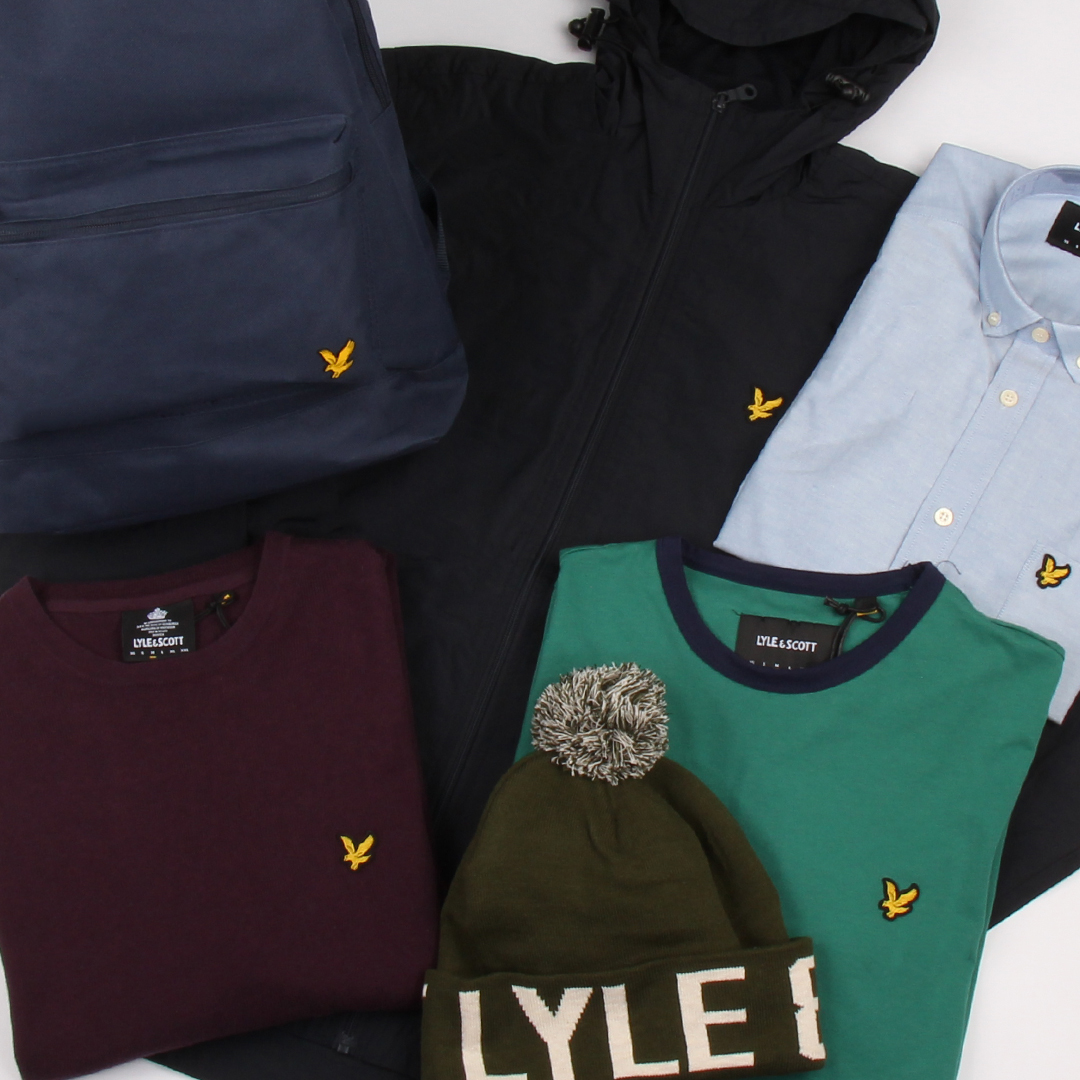 Lyle & Scott Xmas Gift Guide