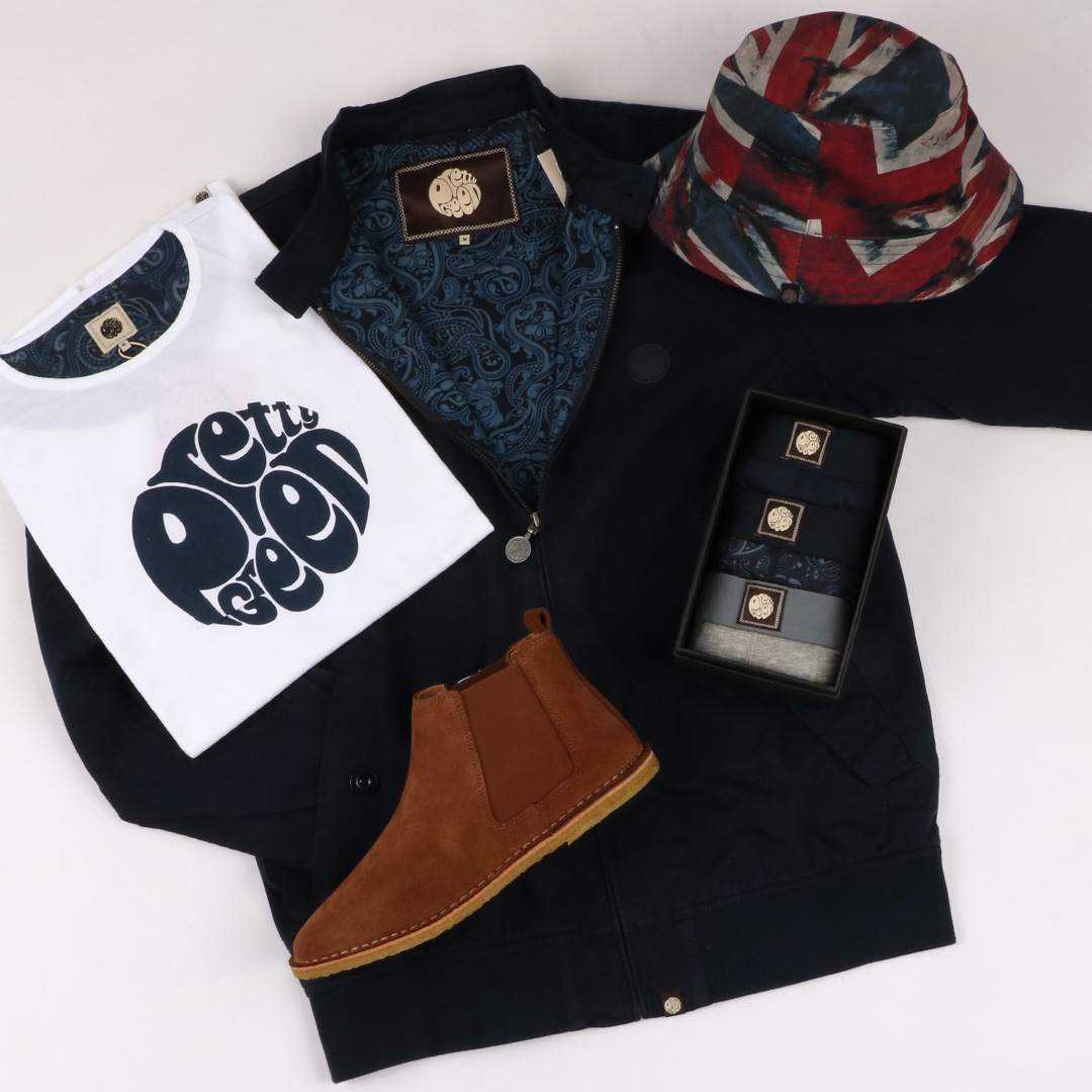Pretty Green Xmas Gift Guide