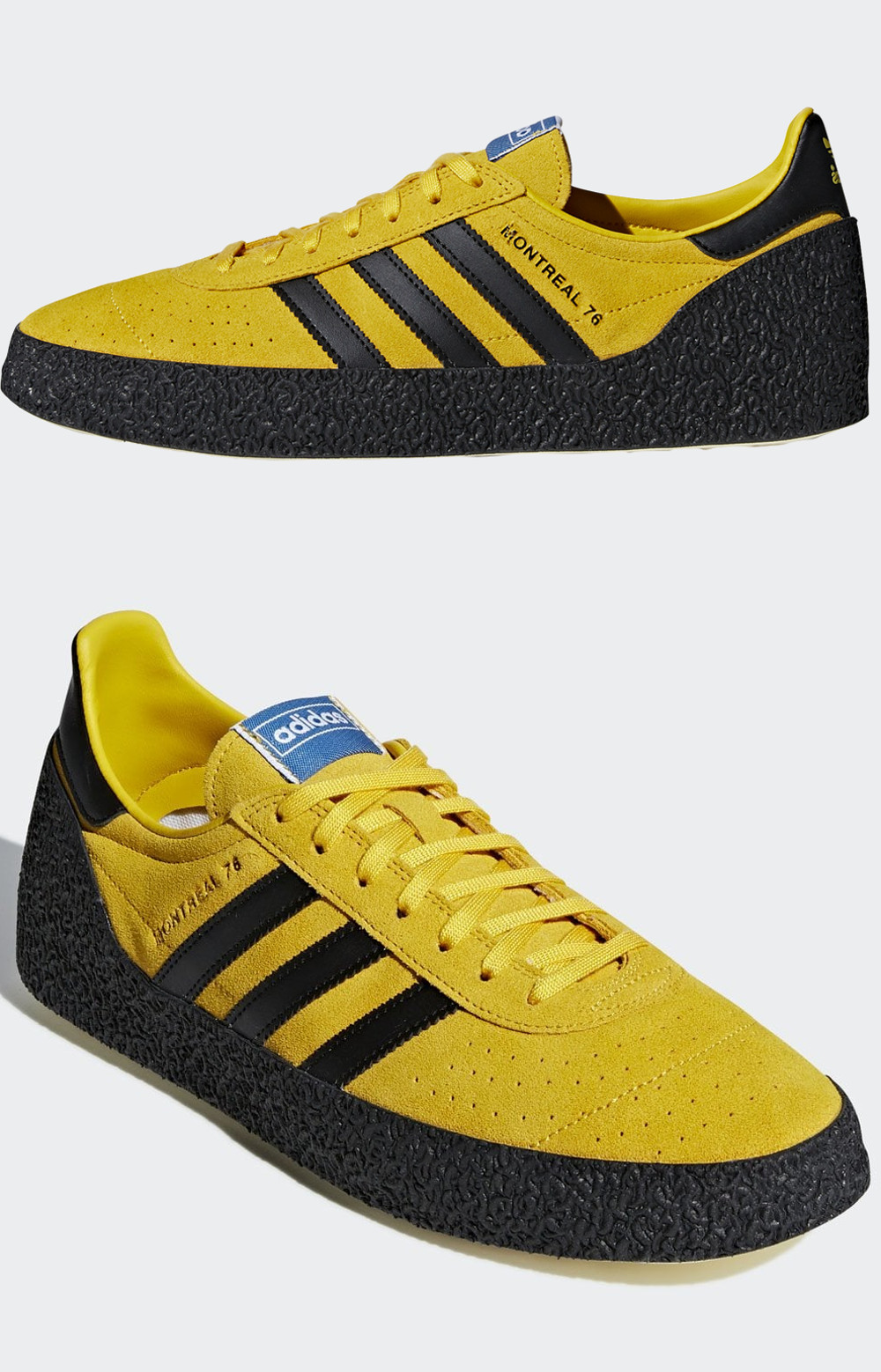 The adidas Montreal 76 Trainer Was Originally Released For