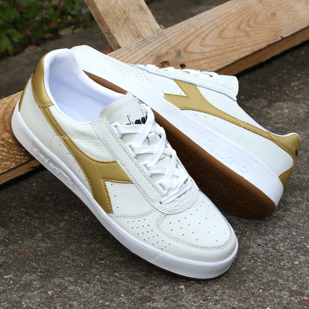Diadora Borg Elite Gold Trainer