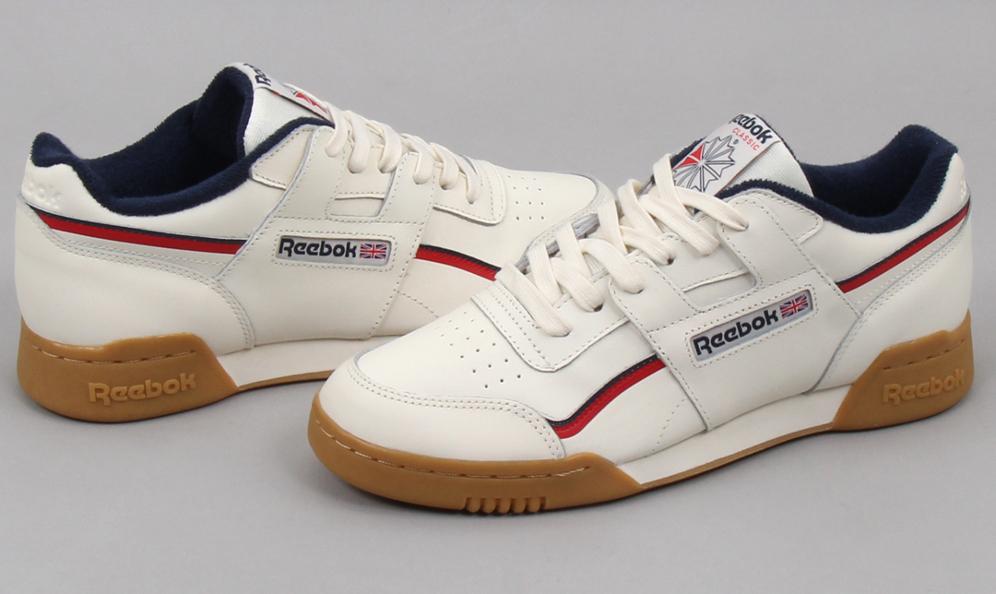Reebok Classic Workout vintage 1980s Reebok Shoes athletic