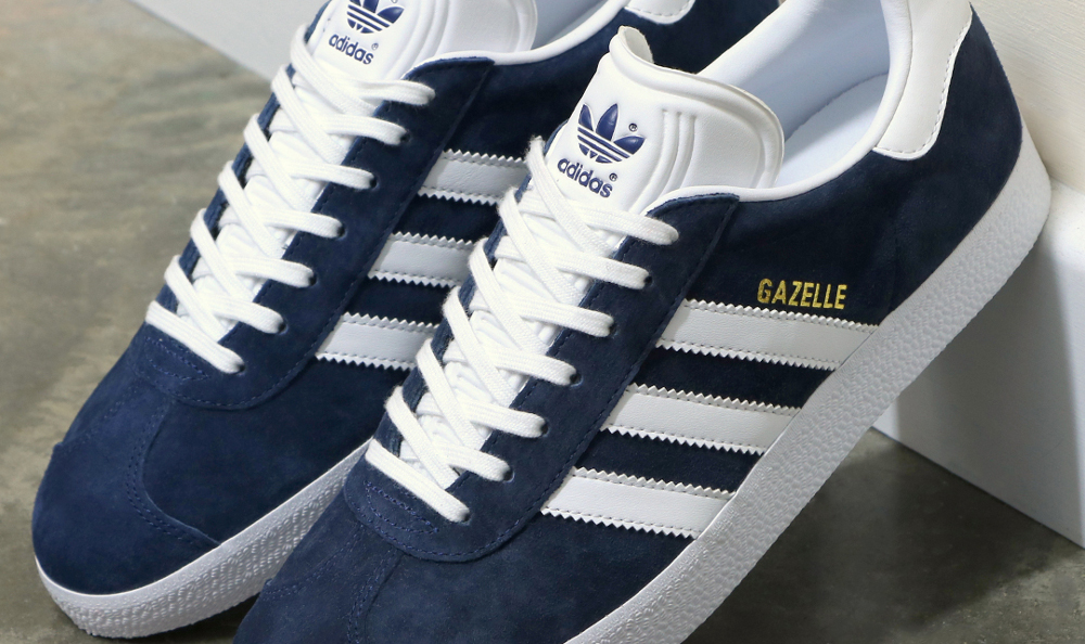 A Breed Apart: The adidas Gazelle 80's Casual Classics80's