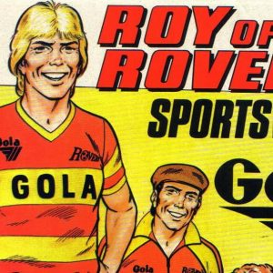 roy of the rovers gola harrier