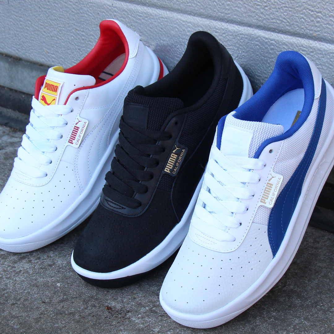 11d5783268c The PUMA California Was Born In The Magical Tennis Era Of The 1980s ...