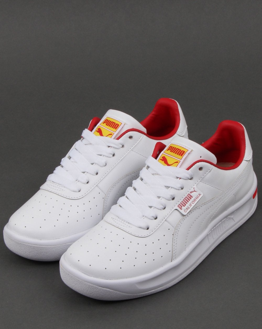 PUMA California Trainer White