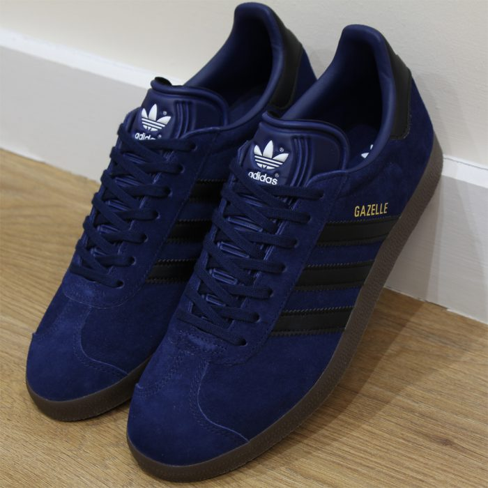 Adidas Gazelle Blue Black