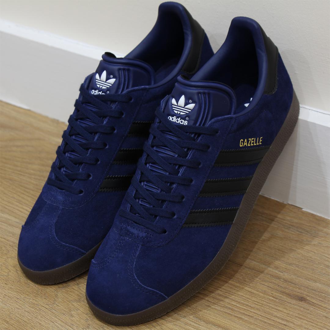 Adidas Gazelle Blue Black