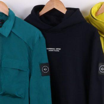 Marshall Artist Overshirt