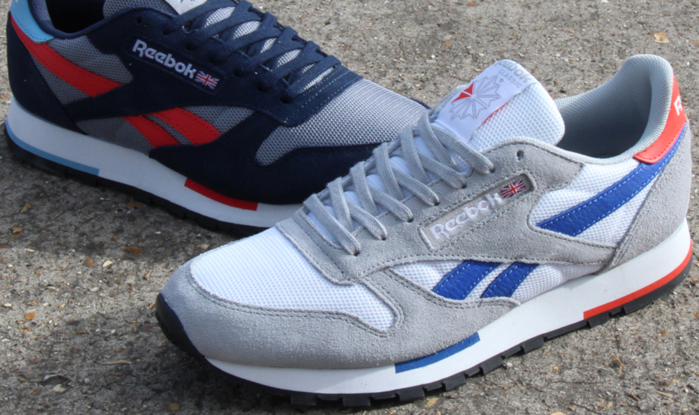 These Classic Retro Trainer Styles