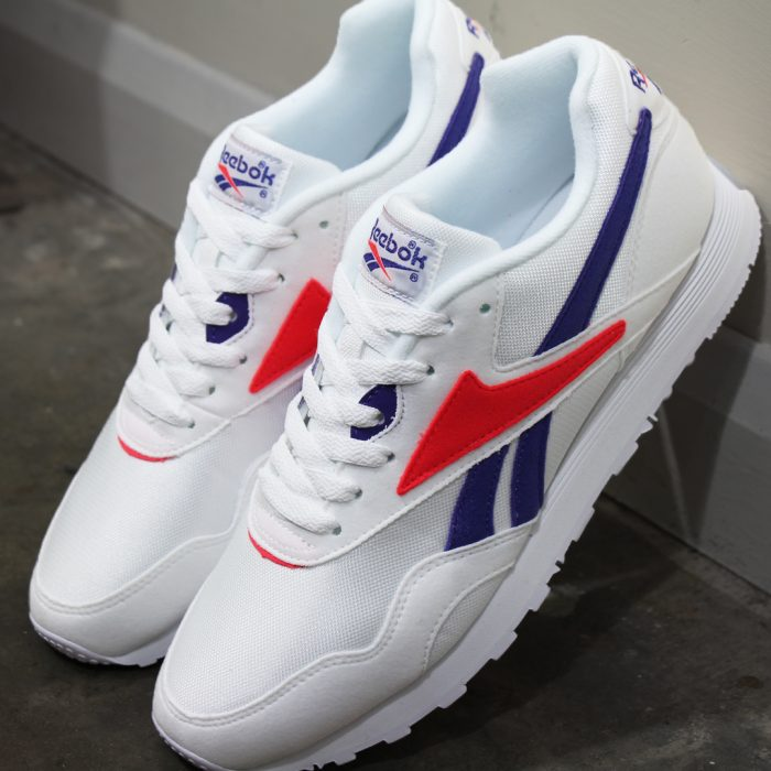Reebok Rapide White Red