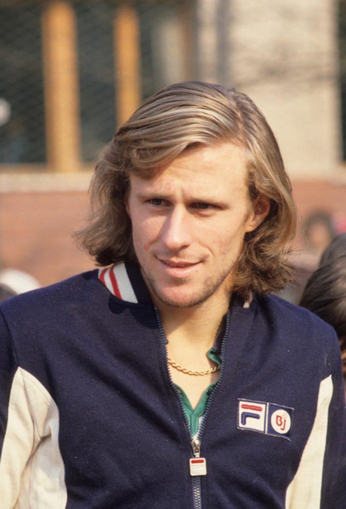 fila settanta mk1 bjorn borg 1978
