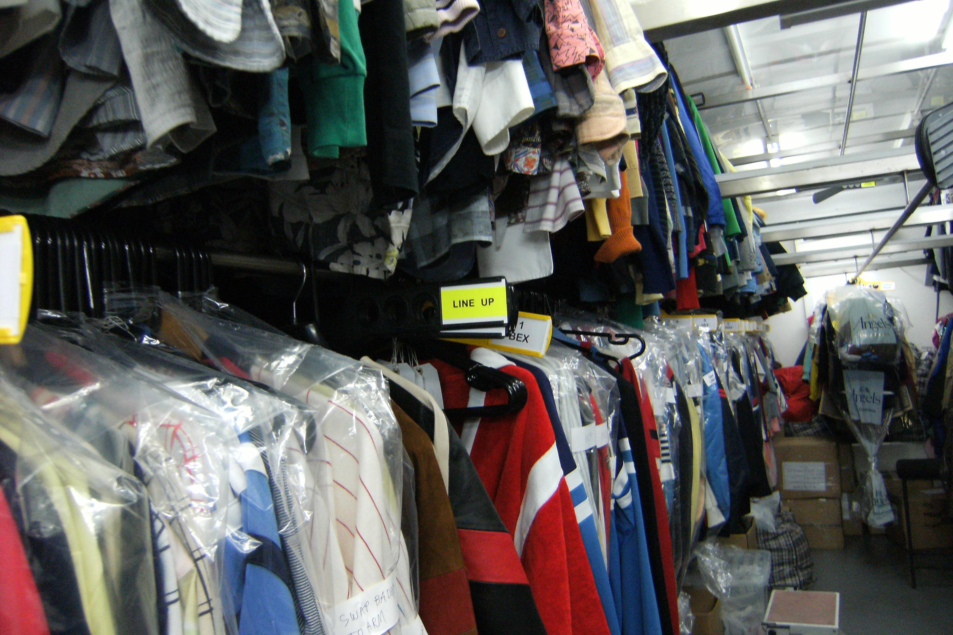 the fim wardrobe