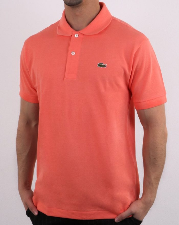 Lacoste Polo Shirt Coral