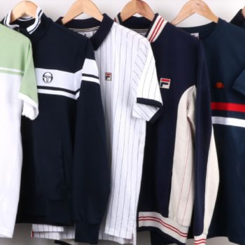 Sergio Tacchini Masters Track Top Young Line