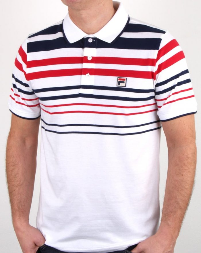 Fila Geezer Polo Shirt