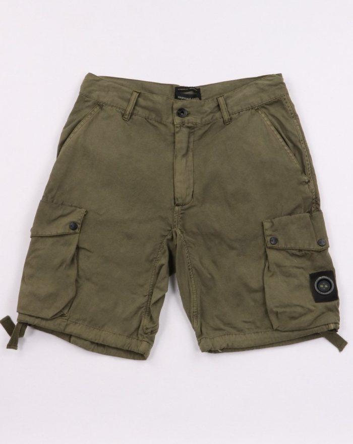 Marshall Artist Garment Dyed Combat Shorts