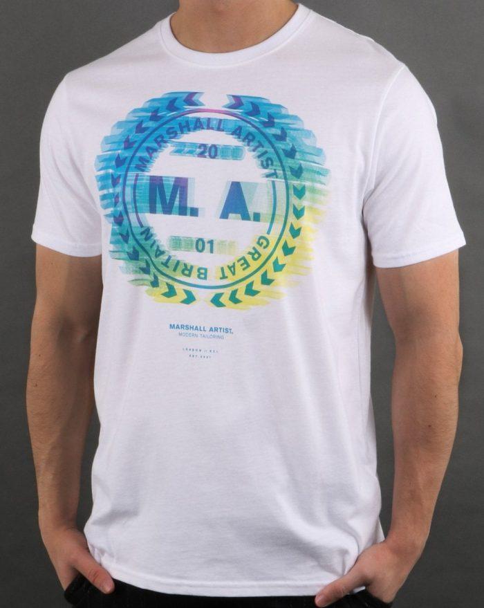 Marshall Artist t-shirt