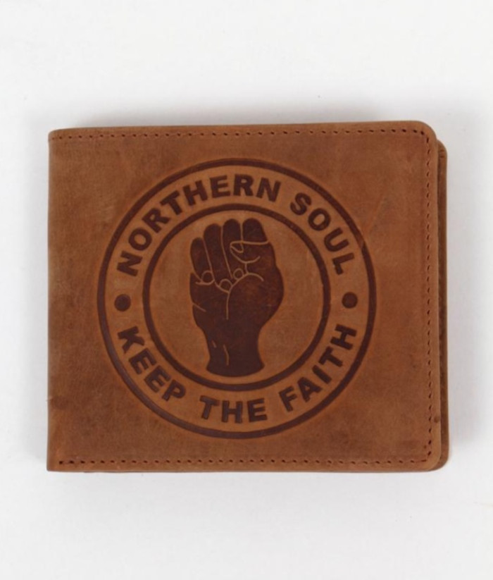 northern soul wallet