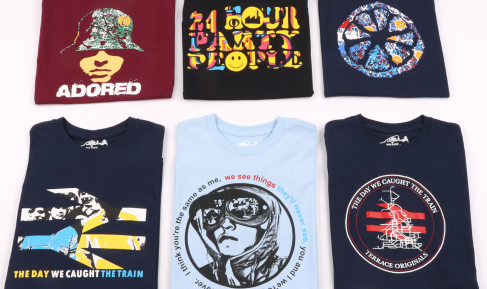 Casuals T-shirts 80s