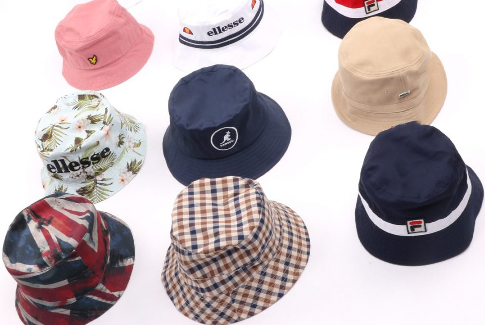 Liam Gallagher Kangol Bucket Hat