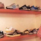 Wade Smith Liverpool 80s adidas