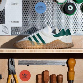 adidas Country x Kamanda trainer