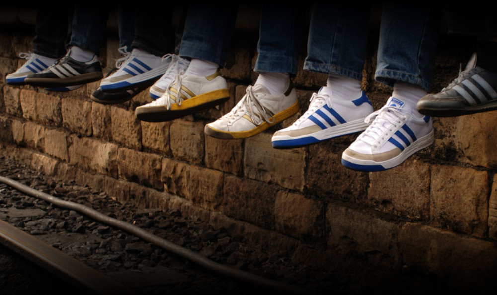 Adidas Forest Hills history
