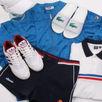 Fila Terrinda Tennis Retro