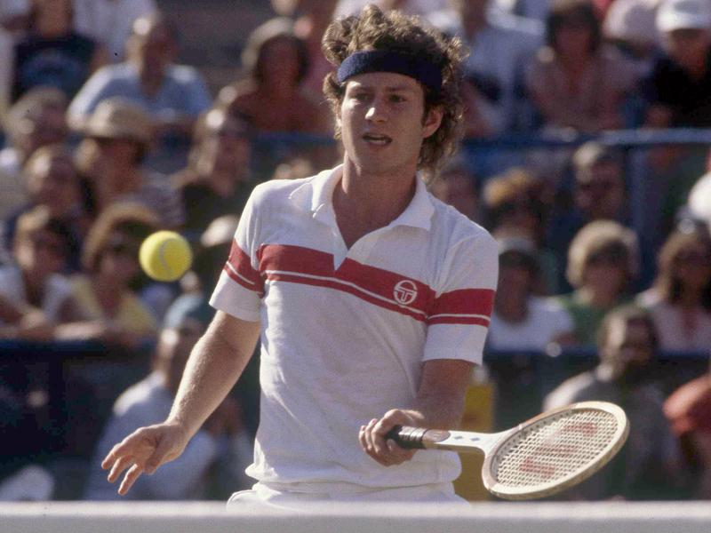 McEnroe Sergio Tacchini Young Line