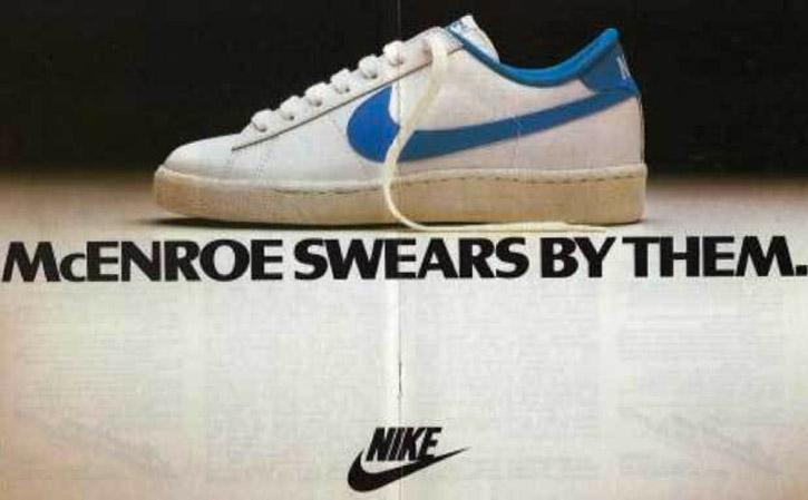 Nike Wimbledon Trainer GTS 1983