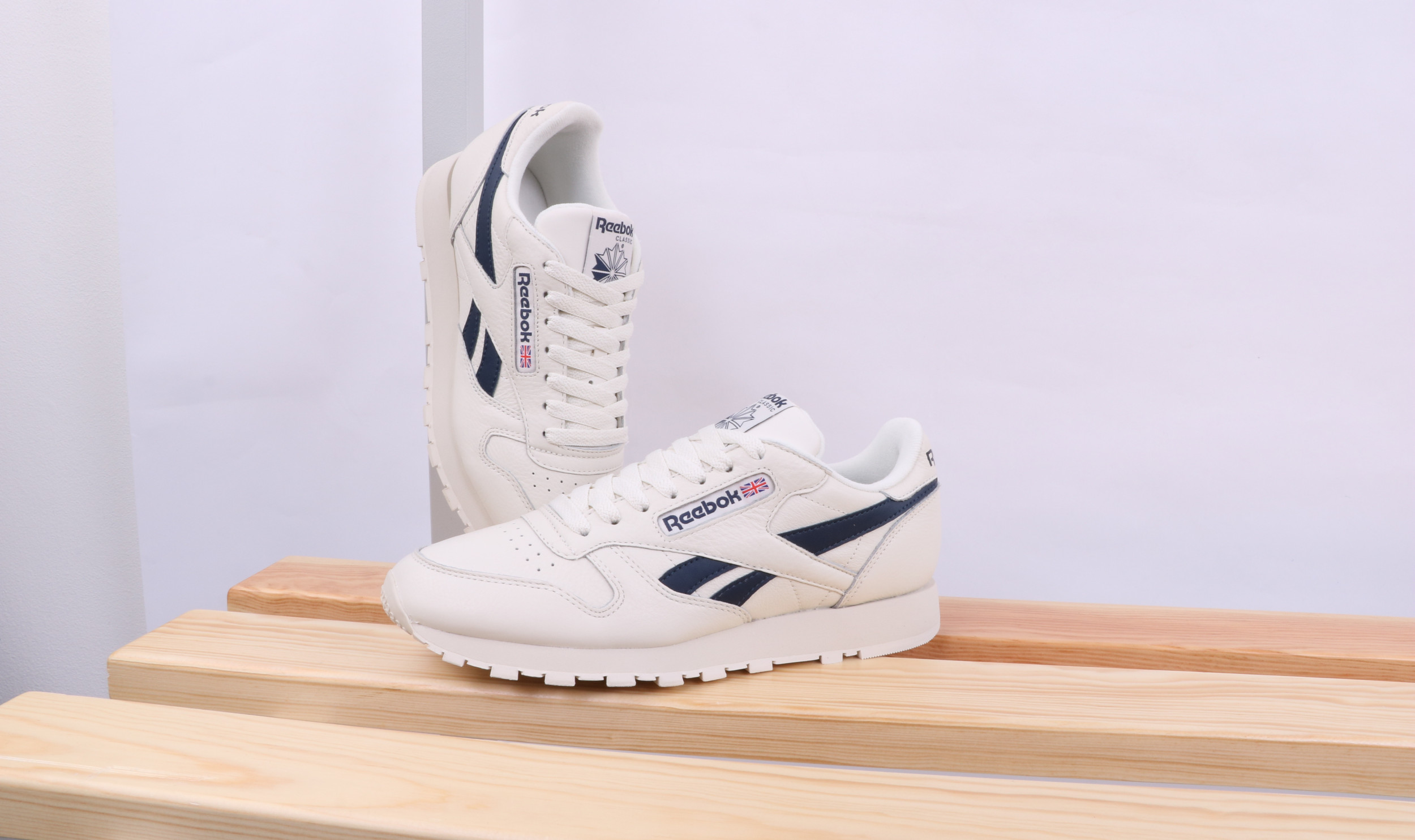 Reebok Classic Leather History Main