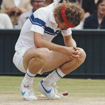 Sergio Tacchini Young Line Polo Shirt McEnroe 1981