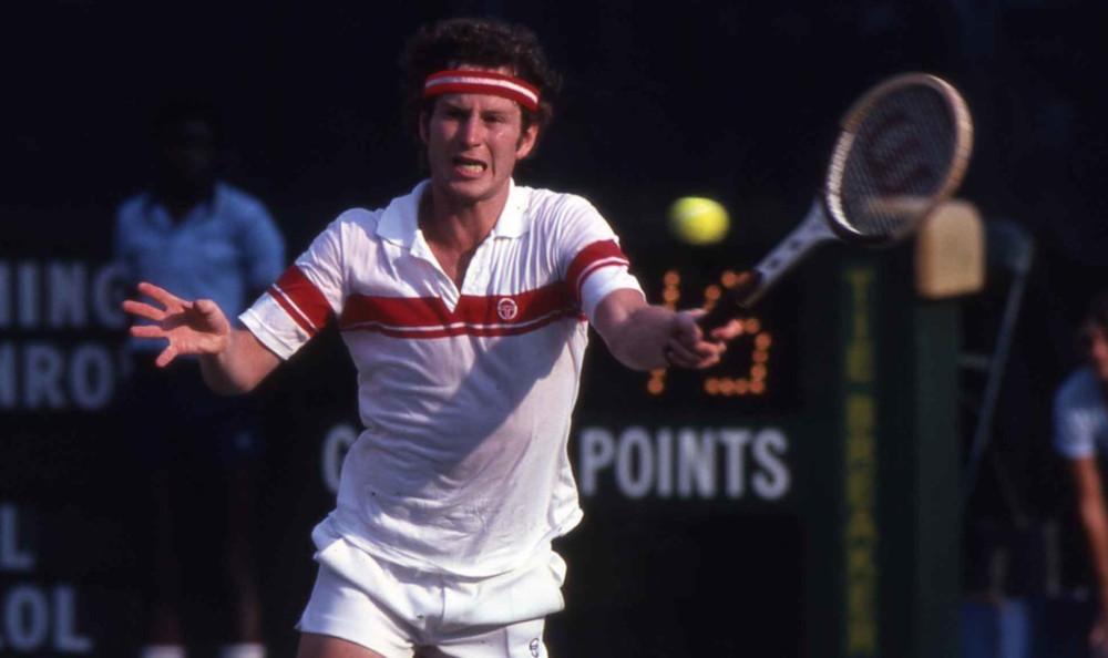 Sergio Tacchini Young Line polo shirt McEnroe