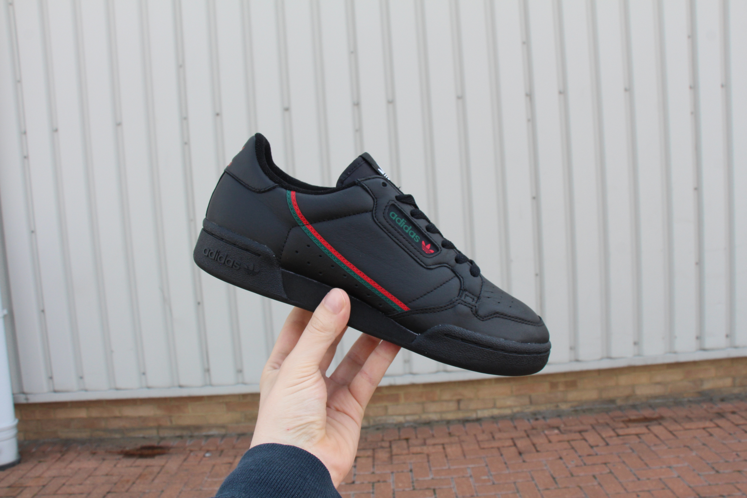 0c6f85de Get That Original 80s Fitness Style With The adidas Continental 80 ...