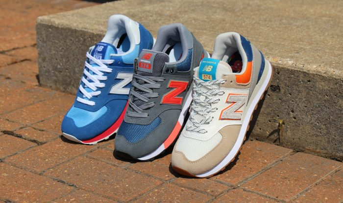 The New Balance 574 Returns In Some