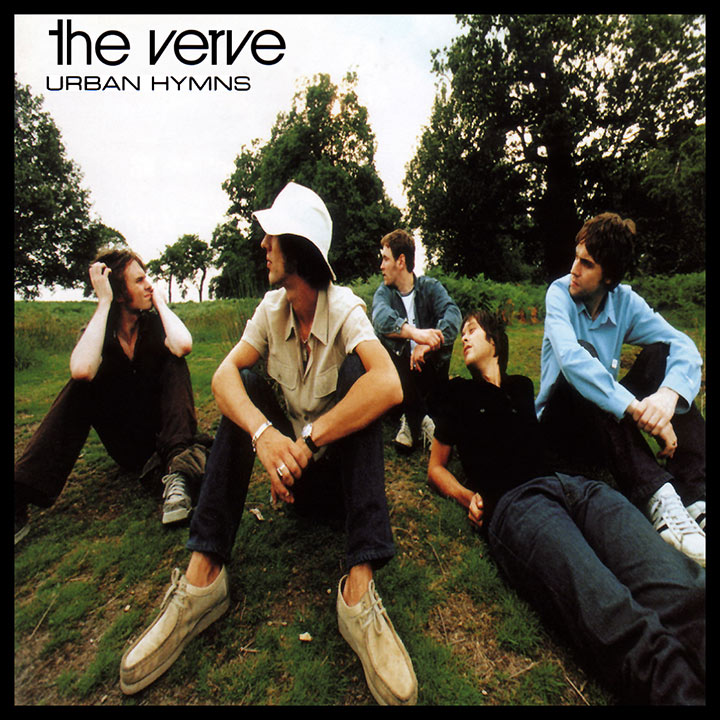 The Verve Clarks Wallabee Richard Ashcroft
