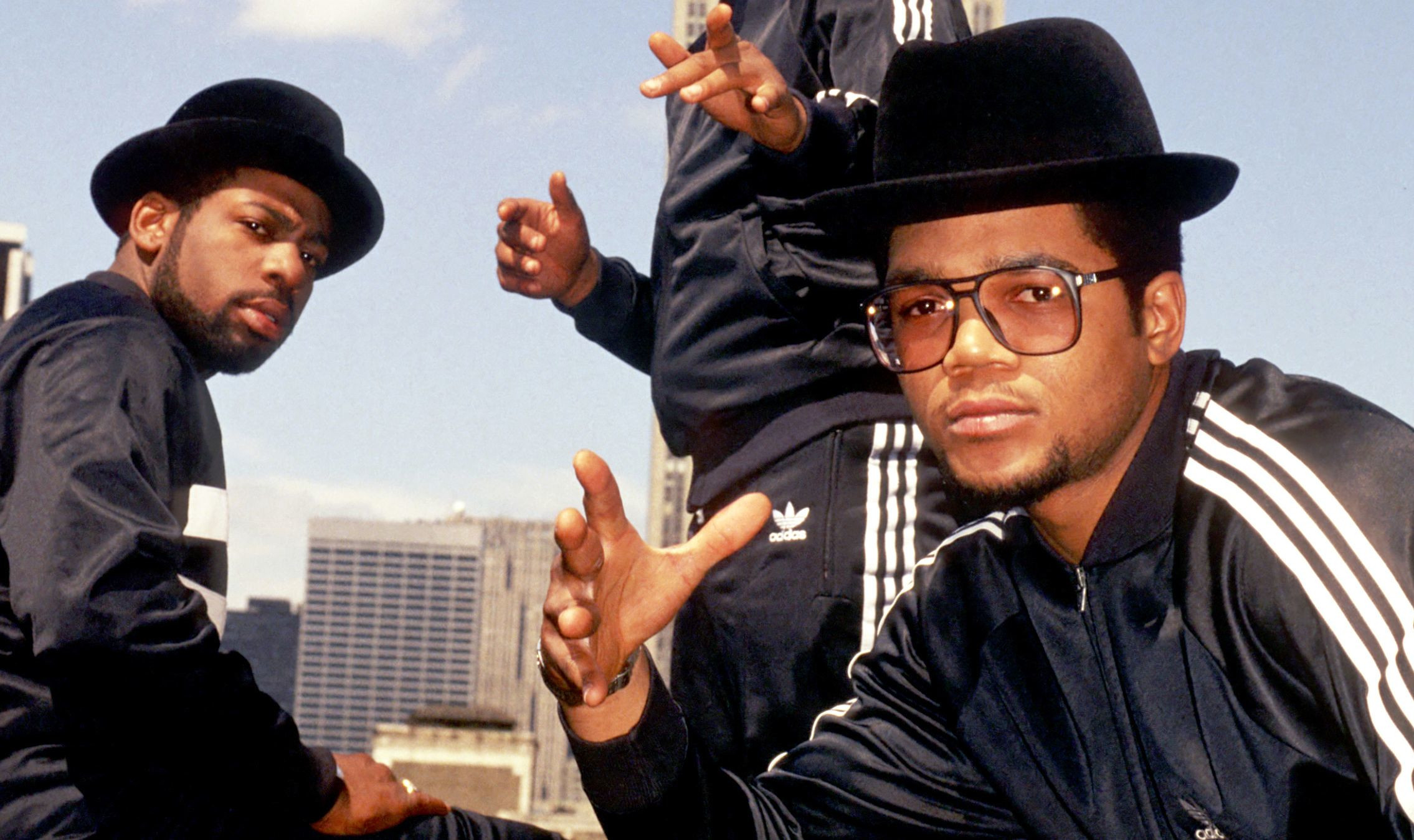 run dmc adidas main