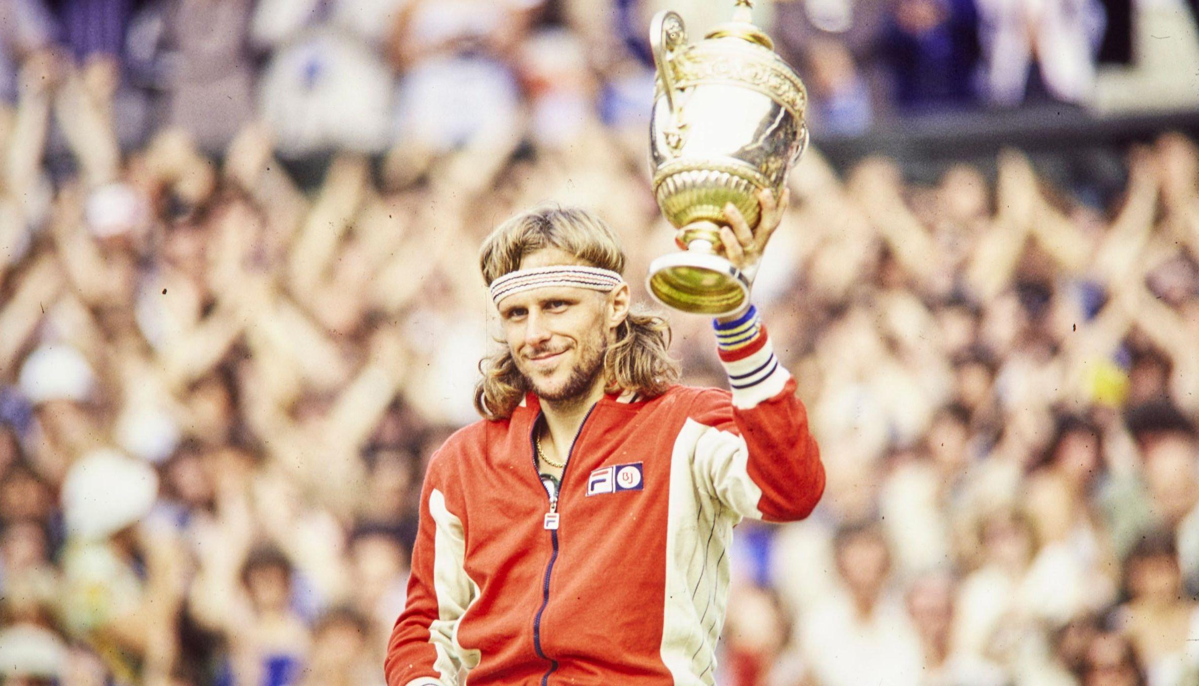 Bjorn Borg Fila Wimbledon main