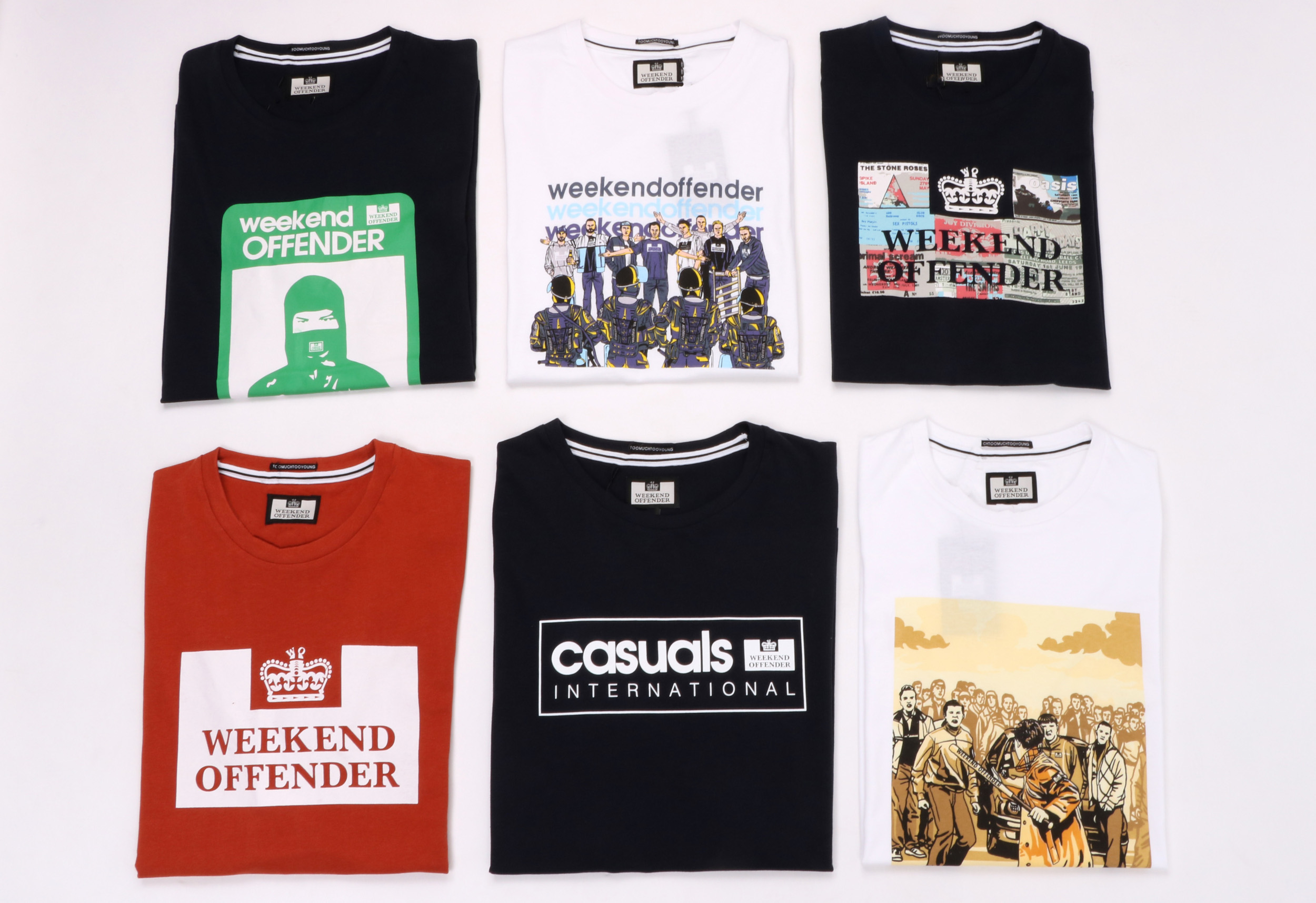 Weekend Offender The Firm T-Shirt