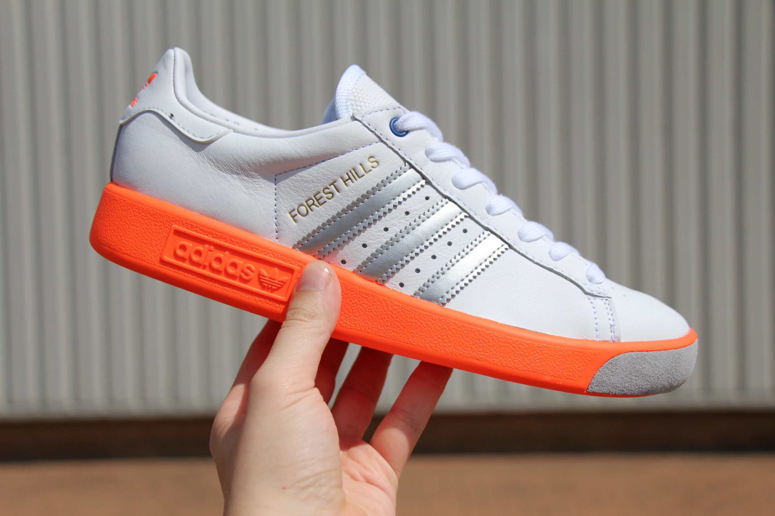 adidas Forest Hills Space Race trainer