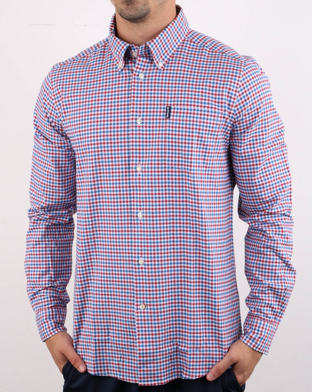 Barbour Gingham Check Shirt