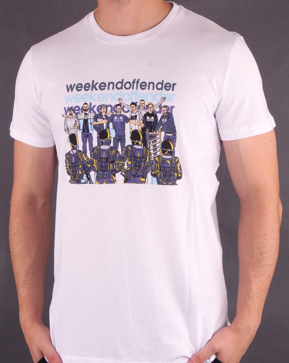 Weekend Offender Stand Off T-shirt