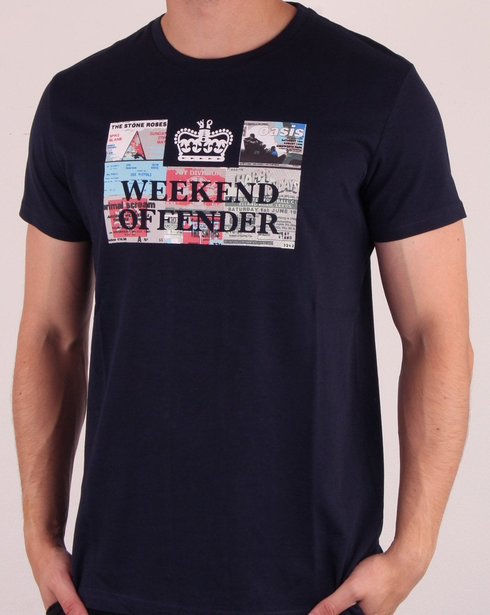 Weekend Offender Ticket T-shirt